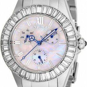 Invicta 28450 Angel 38MM Women's Steel Watch